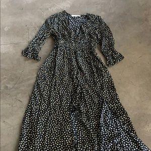 Long Zara dress pristine